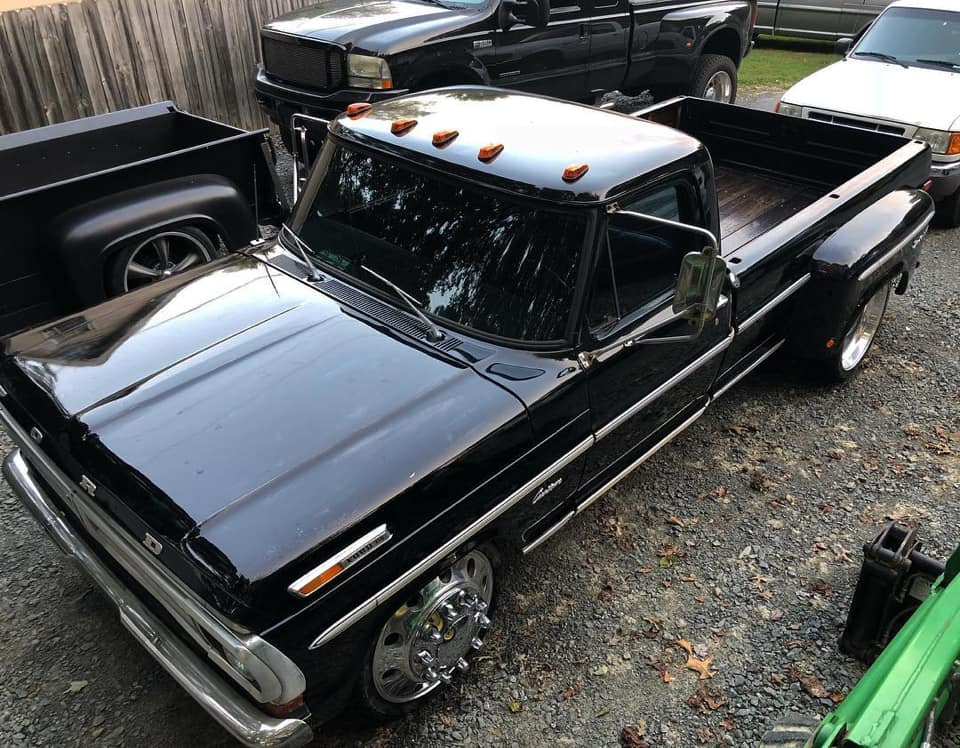 1971 Ford F-350 With a 390 Big Block Dually 7.jpg