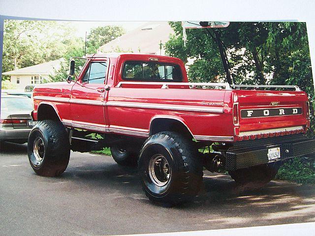 1972 Ford F250 4x4 With 390 FE Big Block 1.jpg
