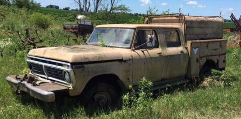 1973 Ford F-250 Highboy Crewcab 7.3L Powerstroke Built From Ground Up 2.jpg