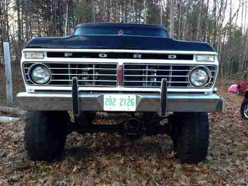 1973 Ford F-250 With a 429 Engine 4x4 3.jpg