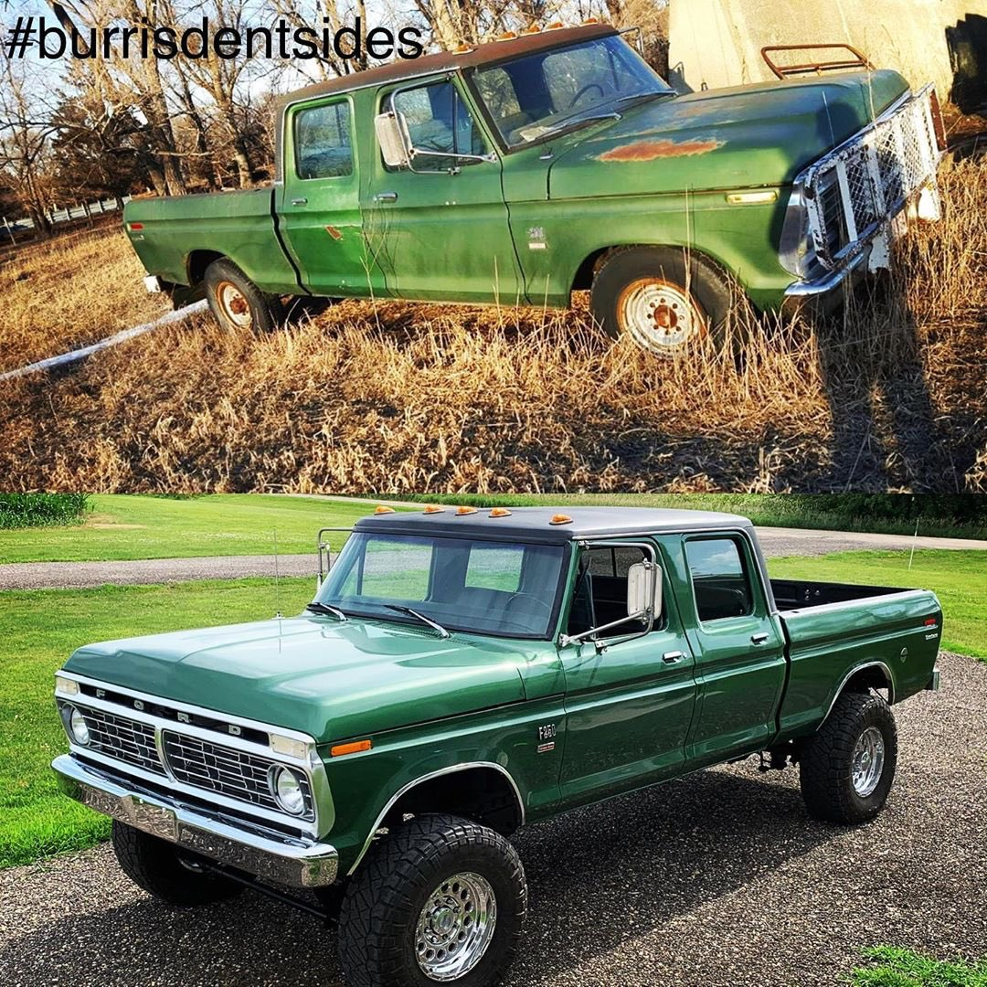 1974 Ford F250 Crew Cab With a 5.0 Coyote 4x4 10.jpg