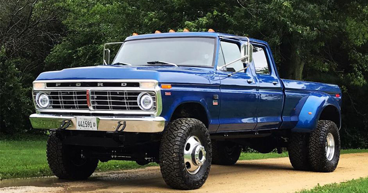 1974 Ford F350 Crewcab 6.7L Powerstroke Built From Ground Up 1.jpg