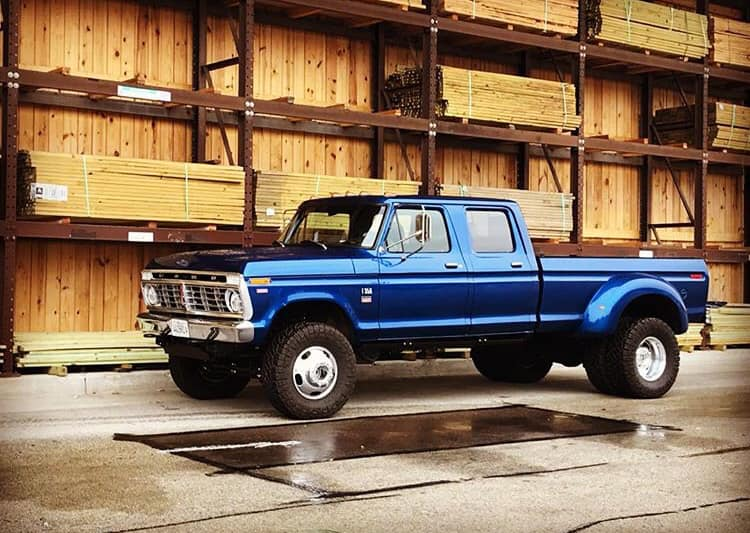 1974 Ford F350 Crewcab 6.7L Powerstroke Built From Ground Up 5.jpg