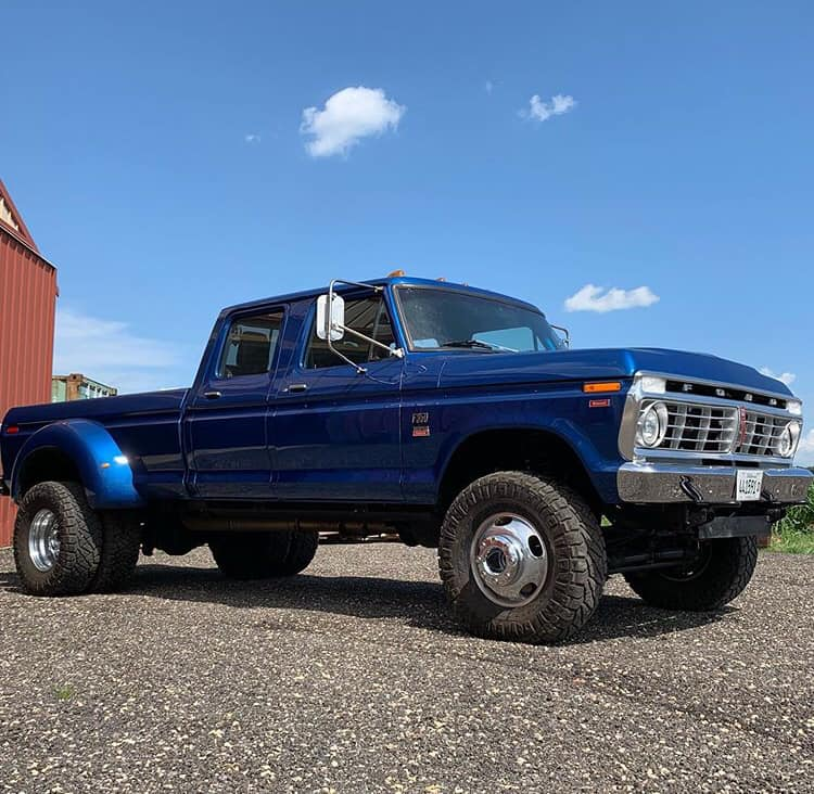 1974 Ford F350 Crewcab 6.7L Powerstroke Built From Ground Up 6.jpg