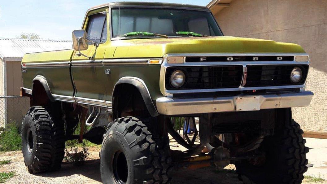 1975 Ford F250 Ranger XLT 460 Swapped.jpg