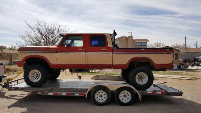 1977 Ford F-250 4x4 Crew Cab Pearl Orange And Cream 2.jpg