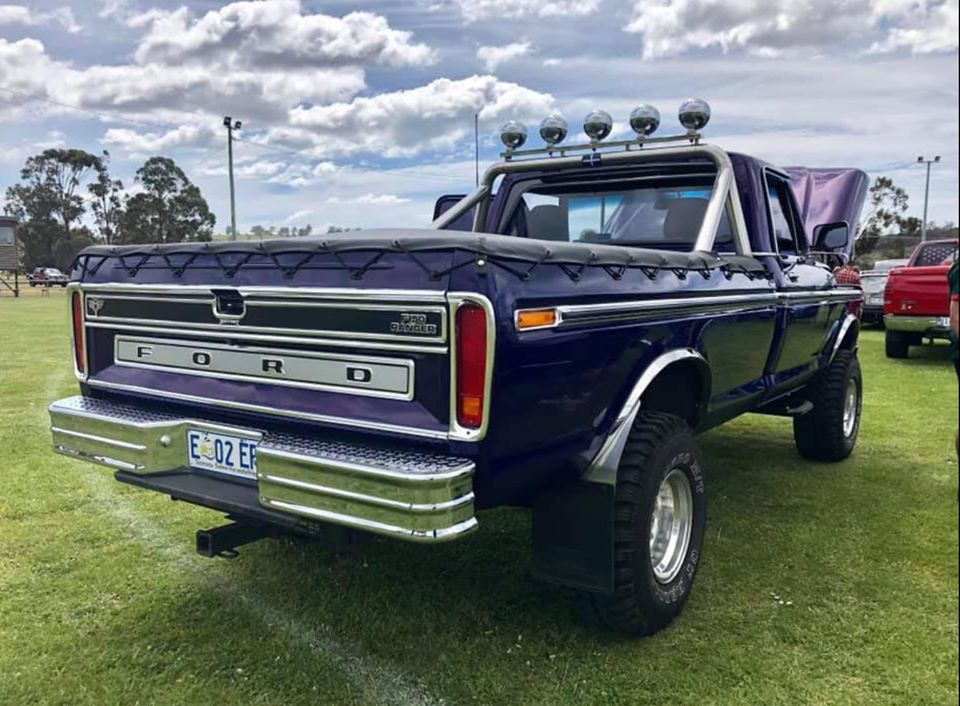 1977 Ford F150 Ranger With 351 Cleveland 4x4 4.jpg