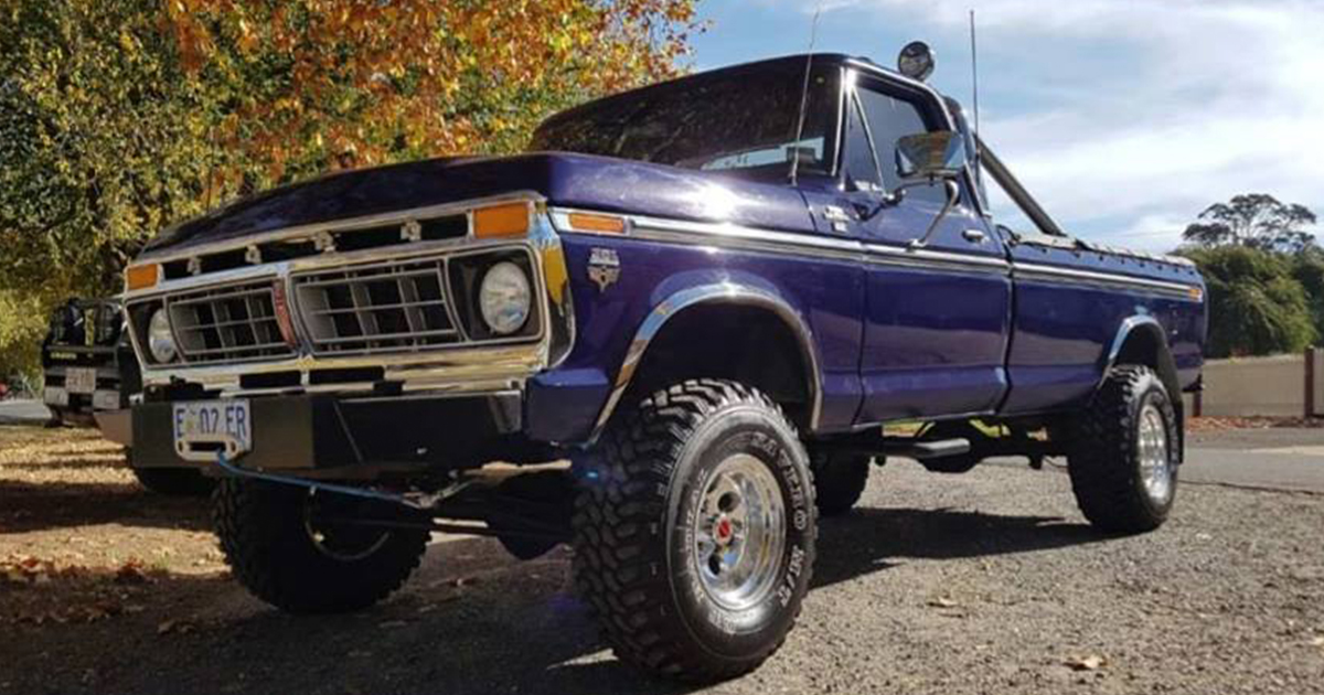 1977 Ford F150 Ranger With 351 Cleveland 4x4 7.jpg