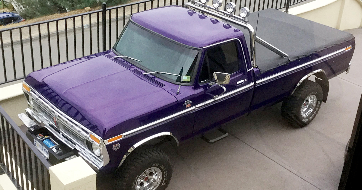 1977 Ford F150 Ranger With 351 Cleveland 4x4.jpg