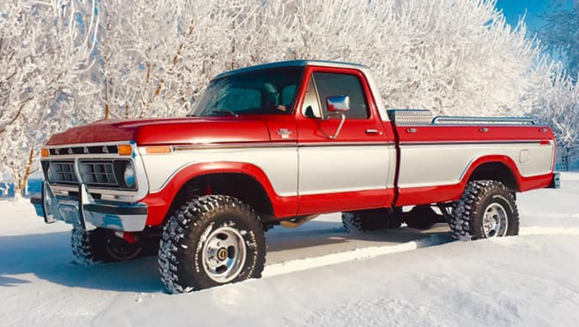 1977 Ford F150 With 460 Rare Classic Truck Ford Daily Trucks