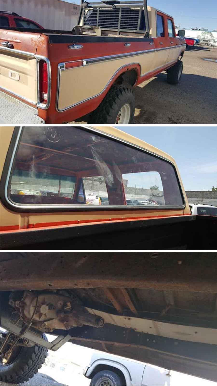 1977 Ford F250 4x4 Crew Cab Orange & Cream Pearl  4.jpg