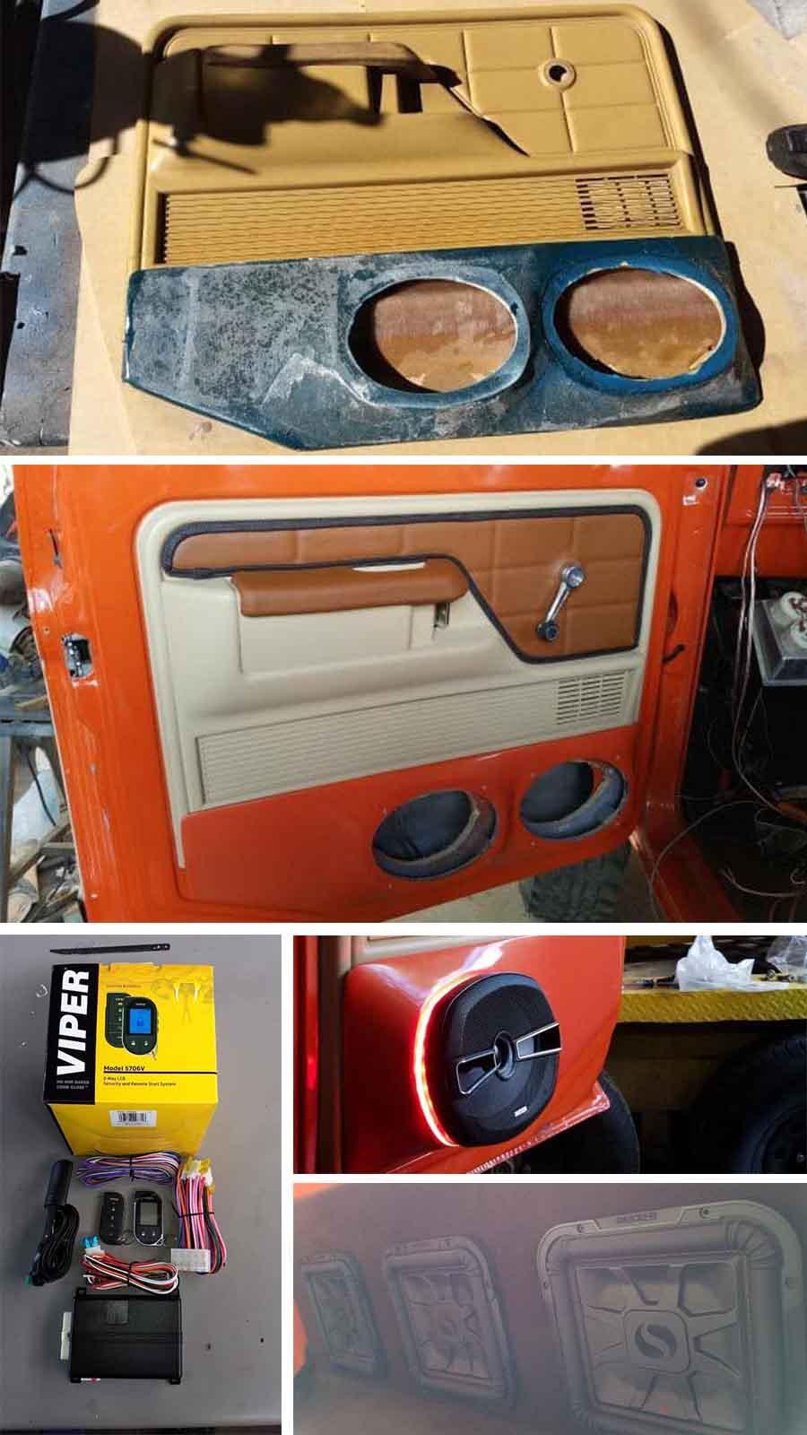 1977 Ford F250 4x4 Crew Cab Orange & Cream Pearl  9.jpg