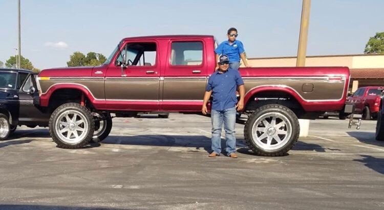 1978 F250 Crew Cab Stroked Out 460 4x4 5.jpg