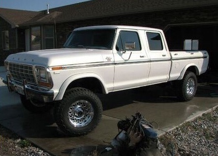 1978 Ford F-250 Crew Cab White And Gold Pearl 5.jpg