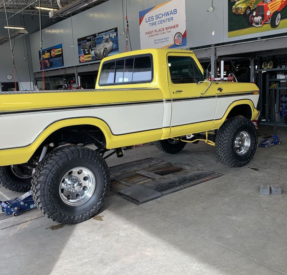 1978 Ford F350 With a 530 Stroker 640 HP 2.JPG