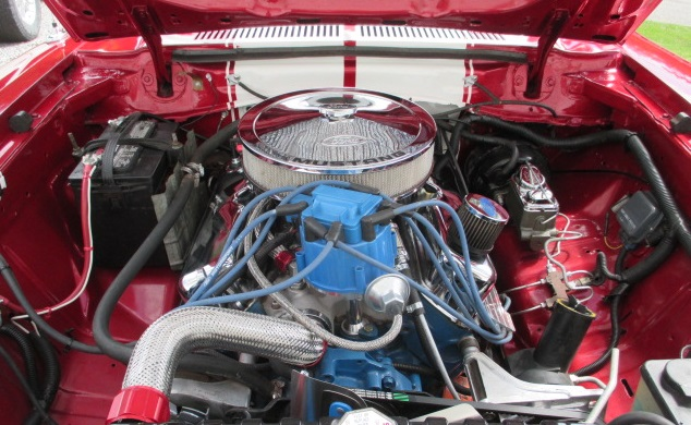 1978 Ford Mustang II Hatchback Red Fire 5.jpg