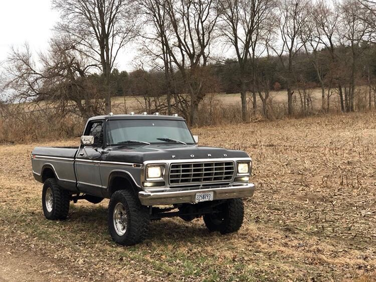 1979 F-250 With a 400M 4-inch Lift 4x4 3.jpg