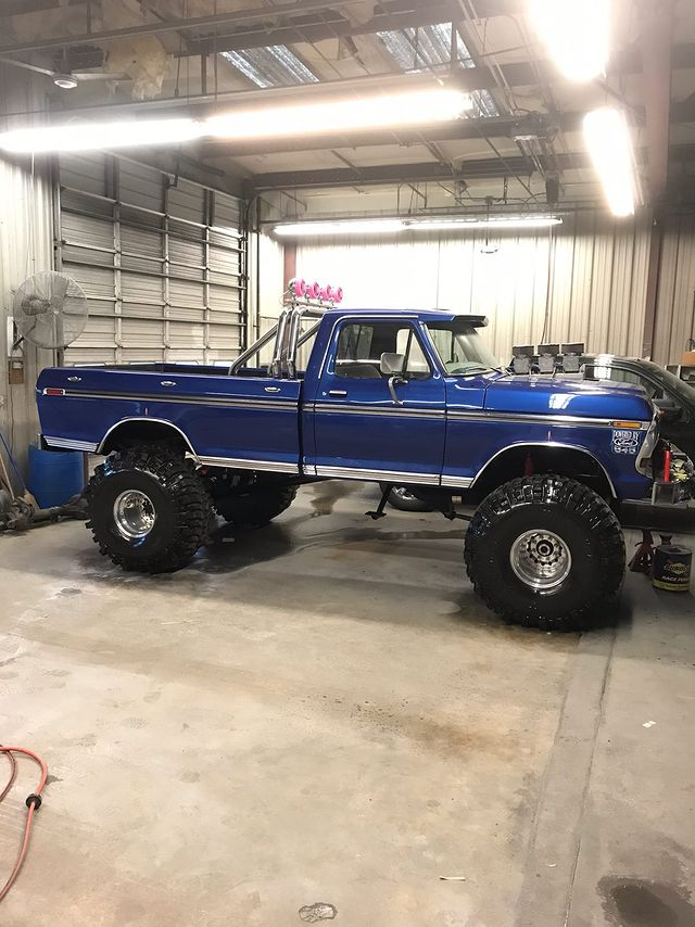 1979 Ford F-150 With a 545 ci BBF On Boggers 6.jpg