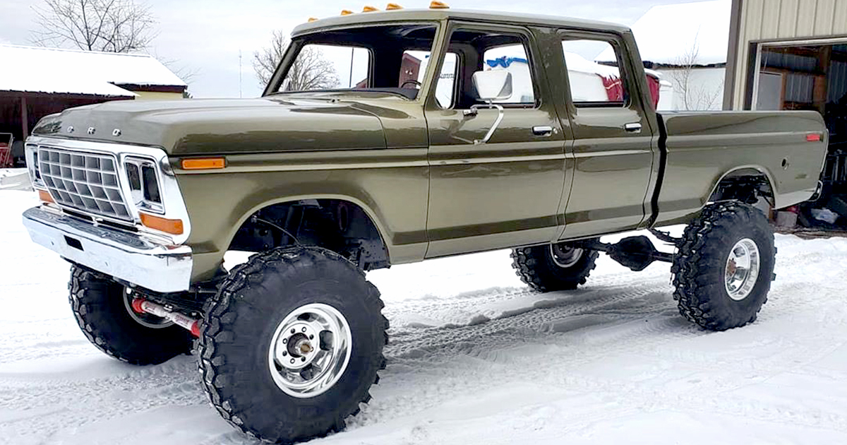 1979 Ford F-250 Crew Cab 521 Stroker Olive Gold Pearl 1.jpg