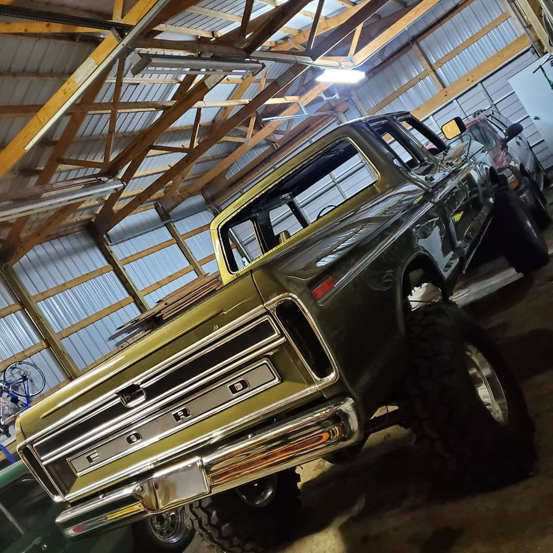 1979 Ford F-250 Crew Cab 521 Stroker Olive Gold Pearl 13.jpg