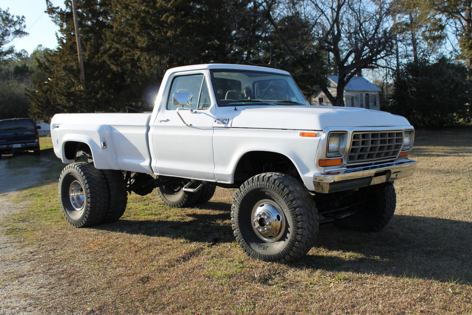 1979 Ford F-350 With a 460 Dually 4x4 7.jpg