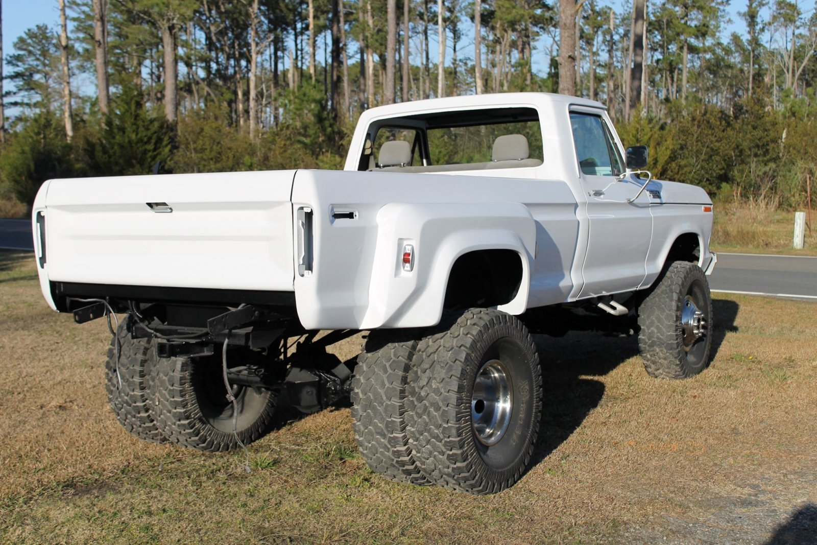 1979 Ford F-350 With a 460 Dually 4x4 8.jpg