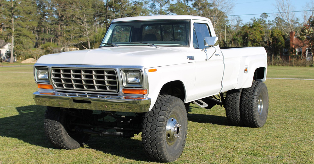 1979 Ford F-350 With a 460 Dually 4x4.jpg