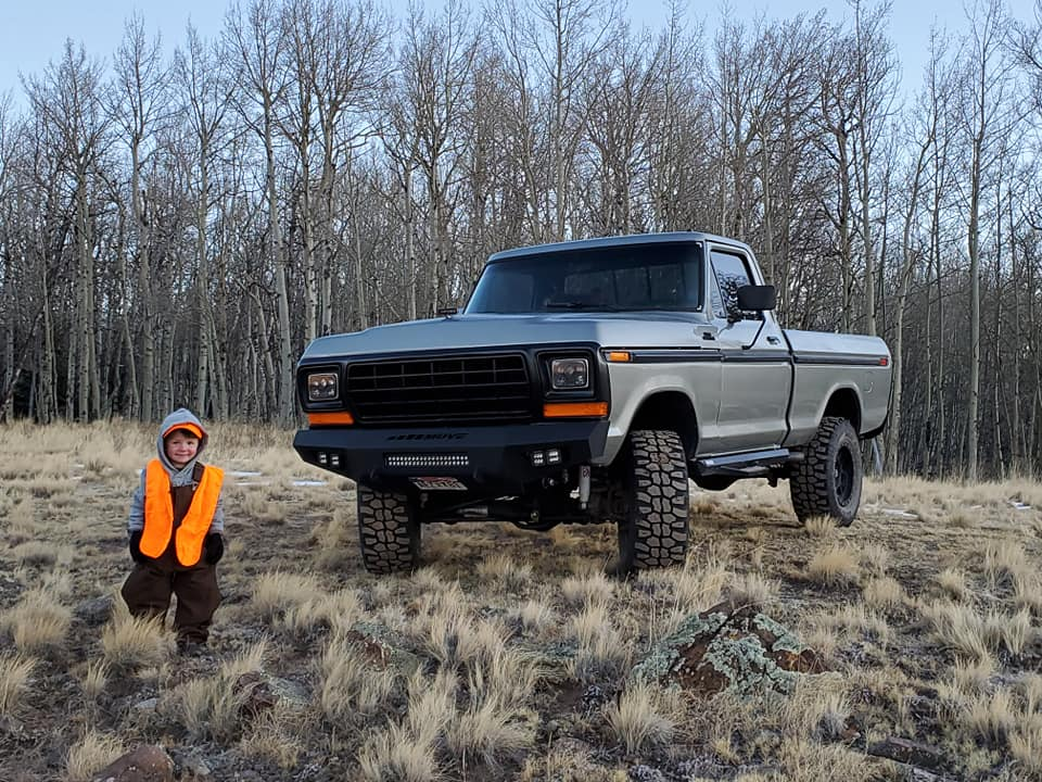 1979 Ford F150 Engine .40 Over 351M 4 Speed Manual 4.jpg