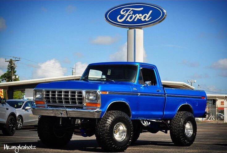 1979 Ford F150 On Super Swampers 4x4 4.jpg