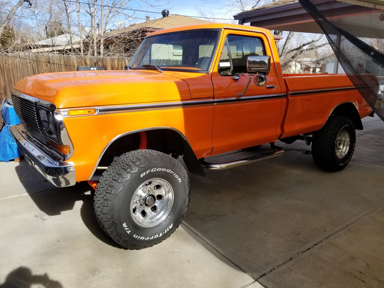 1979 Ford F250 Truck Has A 460ci With A C6 Transmission 2.jpg
