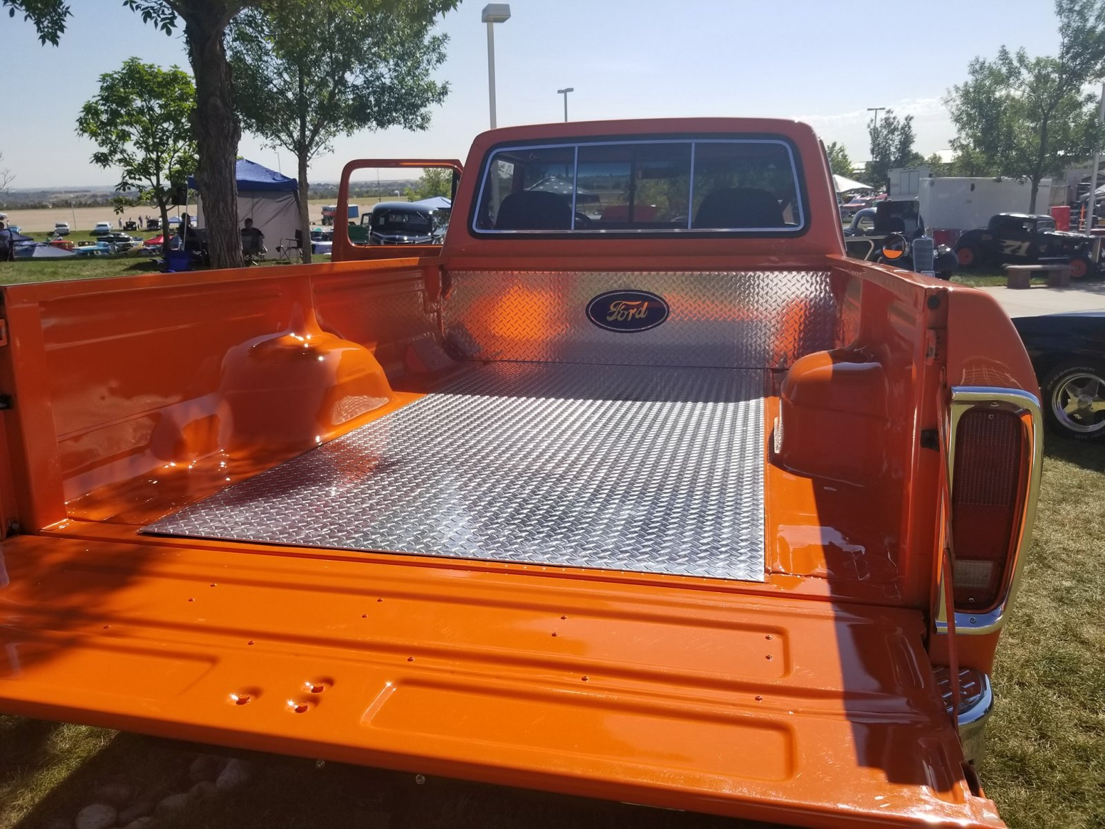 1979 Ford F250 Truck Has A 460ci With A C6 Transmission 4.jpg
