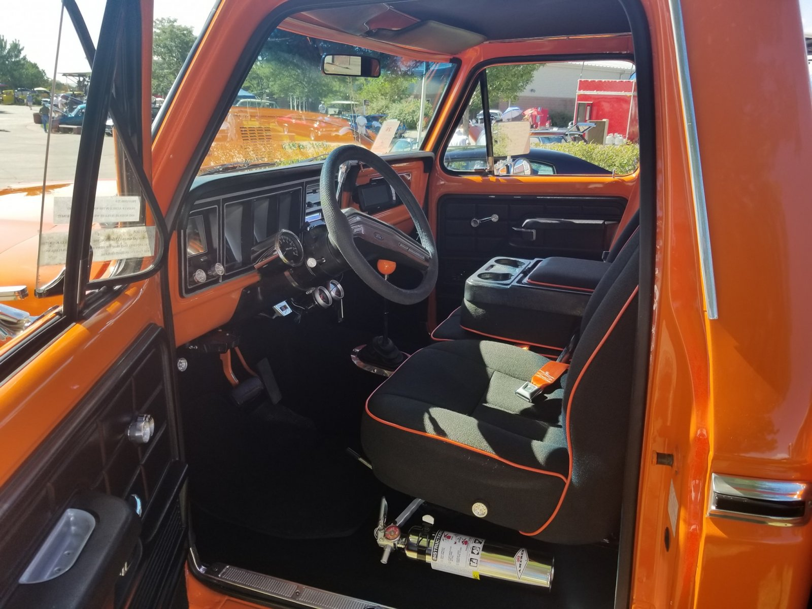 1979 Ford F250 Truck Has A 460ci With A C6 Transmission 5.jpg