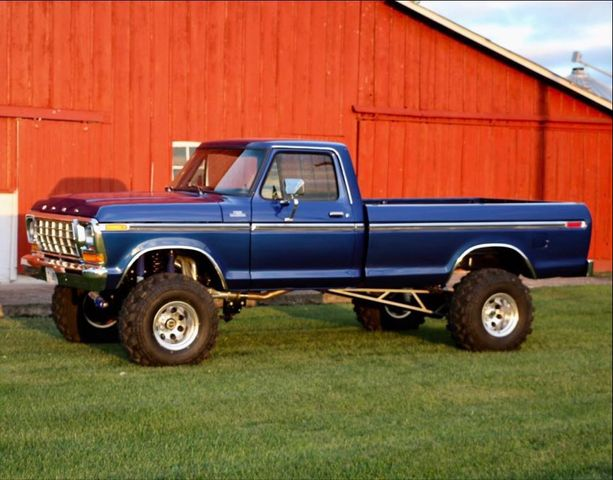 1979 Ford With a 429 Super Cobra Jet On Swampers 4x4 6.jpg