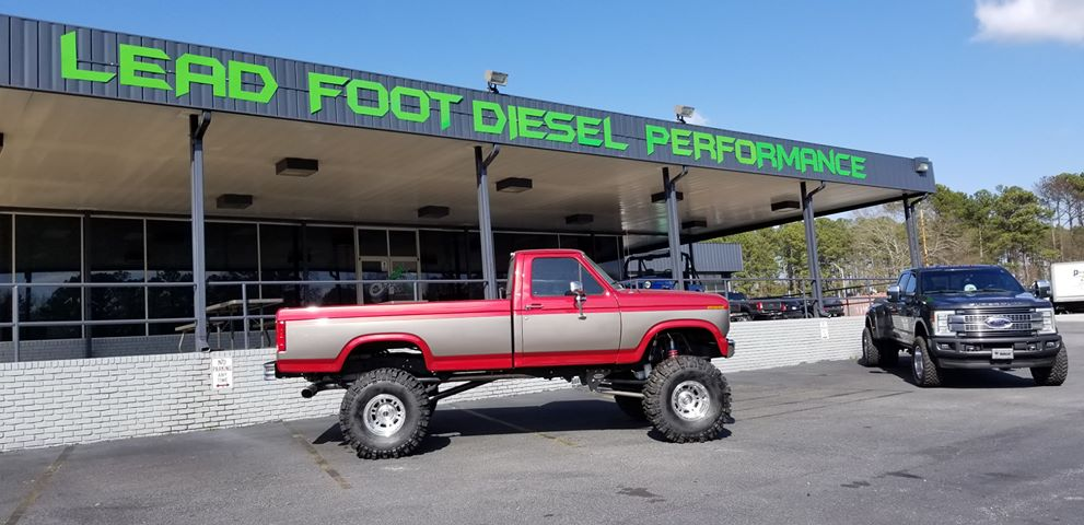 1986 Ford F-350 6.7 Powerstroke Conversion www.FordDaily.net 6.jpg