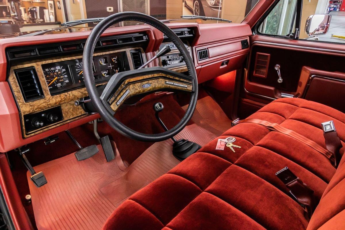 1986 Ford F150 Xlt Lariat 4x4 Pickup Ford Daily Trucks