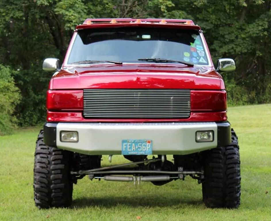 1989 Ford F-350. 408 Stroker small block. 39.5 inch Boggers 4.jpg