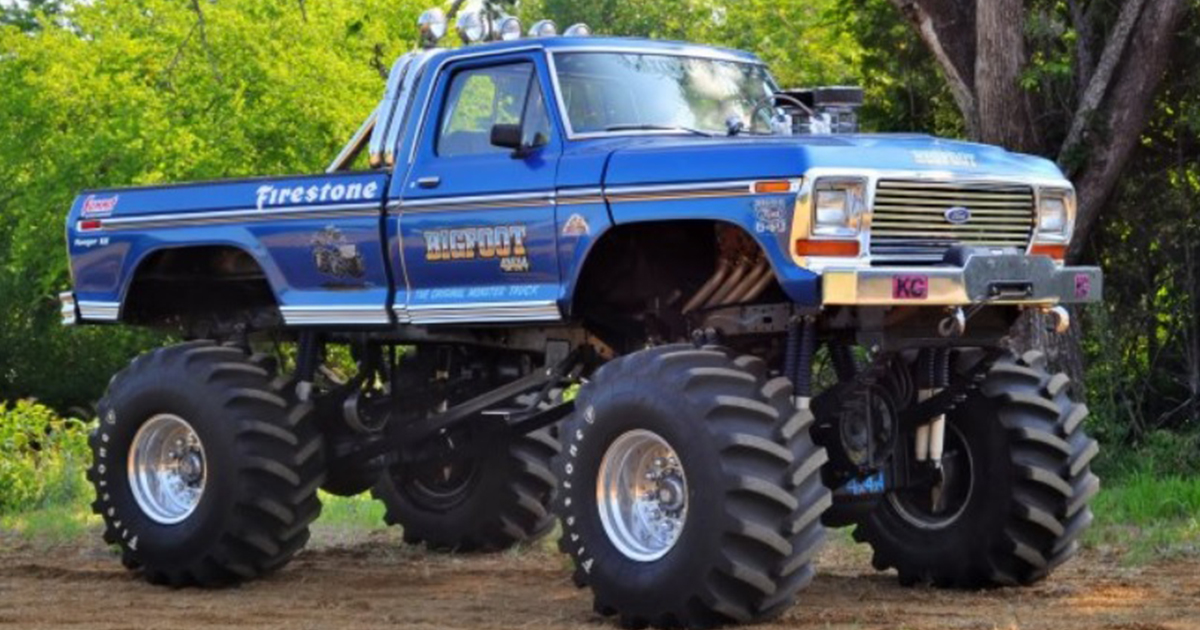 Bigfoots World's First Lifted Truck 1.jpg