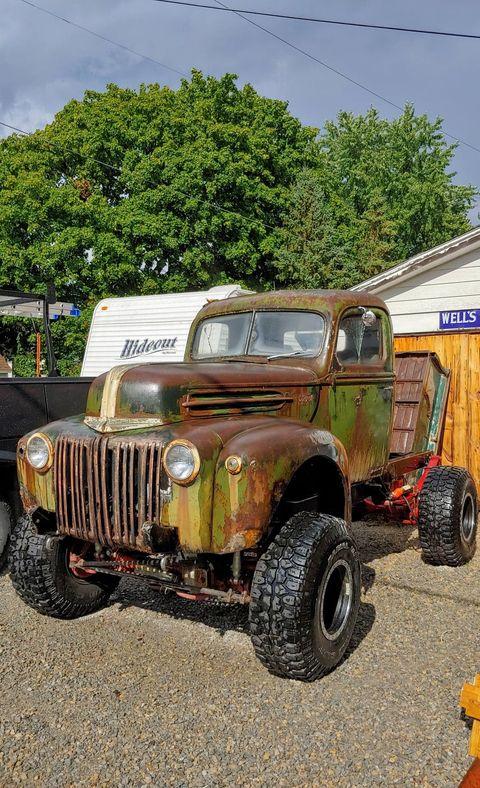 Birth Of a Heathen 1946 Ford Pickup Truck 2.jpg