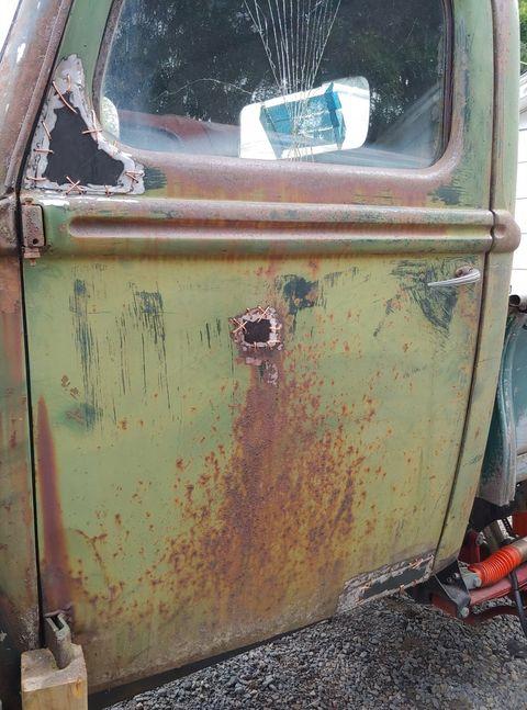 Birth Of a Heathen 1946 Ford Pickup Truck 5.jpg
