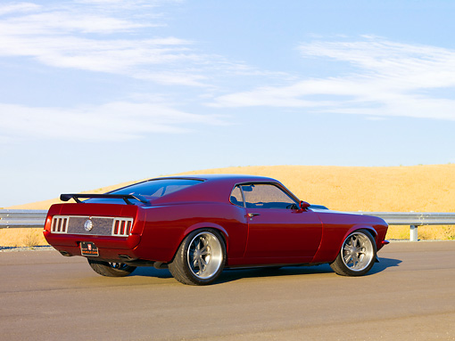 Gorgeous Ford Mustang Burgundy! Would you drive it daily 4.jpg