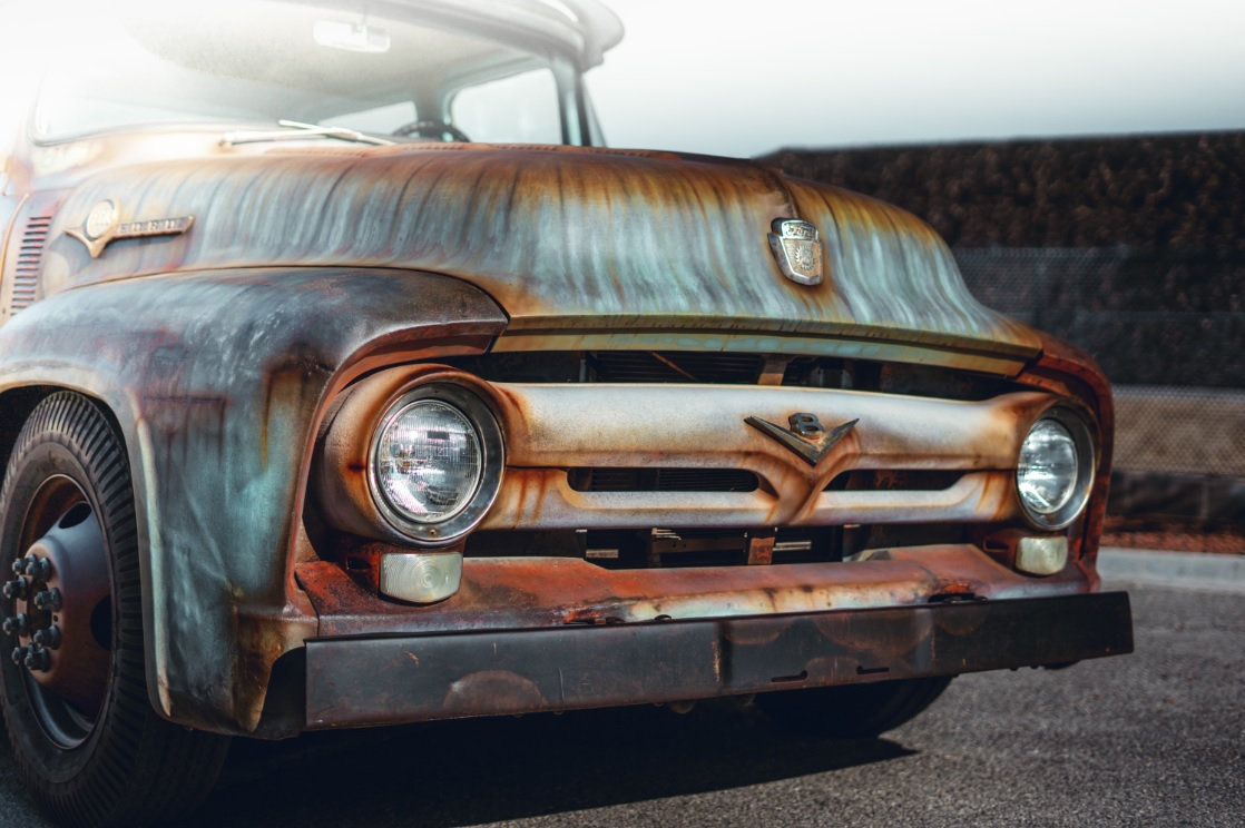 INCREDIBLE 1956 Ford F600 Ratrod Turned Out 55.jpg