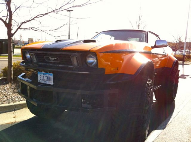 Jacked Up Mustang On Boggers  2.jpg
