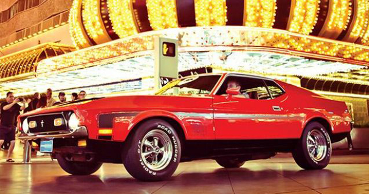 James Bond Favourite Pony 1971 Ford Mustang Mach 1.jpg