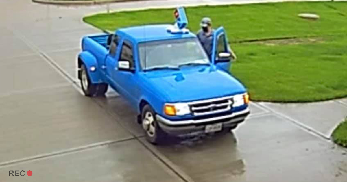 Our Pizza Was Just Delivered by a GOTDANG FORD RANGER DUALLY!!!.jpg