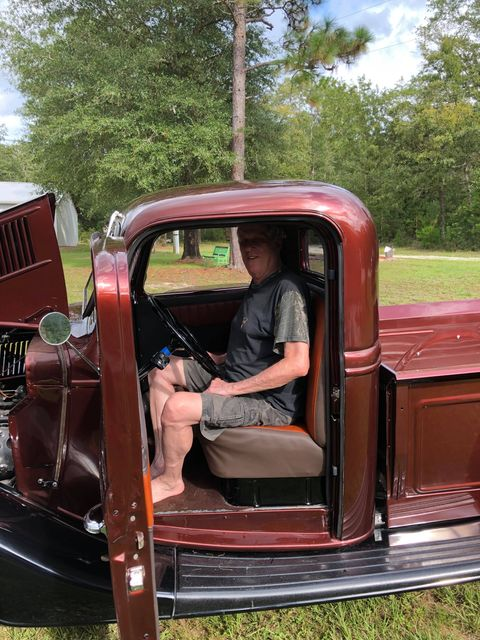 Son Surprises His Dad With 1937 Ford Pickup 11.jpg