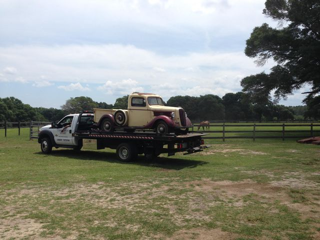 Son Surprises His Dad With 1937 Ford Pickup 2.jpg