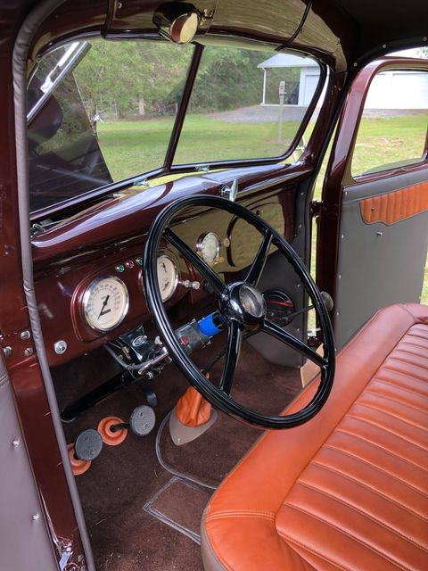Son Surprises His Dad With 1937 Ford Pickup 5.jpg