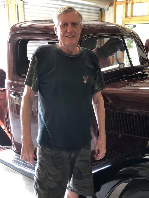 Son Surprises His Dad With 1937 Ford Pickup 8.jpg