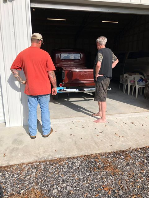 Son Surprises His Dad With 1937 Ford Pickup 99.jpg