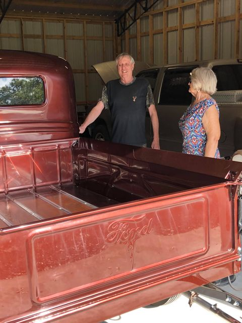 Son Surprises His Dad With a 1937 Ford Pickup 10.jpg
